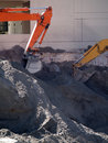 Earth Movers Stock Photography - 3136952