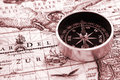 Old Compass Stock Image - 3139261