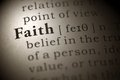 Faith Stock Photo - 31315050
