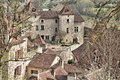 French Medieval Courtyard Royalty Free Stock Image - 31315696