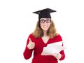 Got The Best Grade On My Exam Royalty Free Stock Images - 31344719