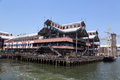 Pier 17 At South Street Seaport In Lower Manhattan Royalty Free Stock Images - 31357179