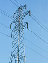 Electric Pylons Royalty Free Stock Photography - 31366777