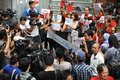 Pro-Government  Red Shirt  Protest In Bangkok Royalty Free Stock Photos - 31369548