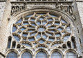 Rose Window Of Chartres Cathedral, France Royalty Free Stock Photos - 31374538