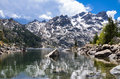 Sierra Buttes Royalty Free Stock Photos - 31393988