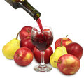 Fruit And Wine Royalty Free Stock Images - 31404879