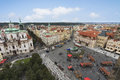 Old Town Square In  Prague Royalty Free Stock Photography - 31416757