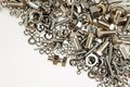 Nuts And Bolts Royalty Free Stock Photo - 31420605