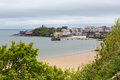 Tenby Pembrokeshire West Wales Royalty Free Stock Photos - 31446288