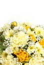 Yellow Flowers Stock Images - 31465554