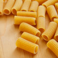 Uncooked Penne Rigate Stock Image - 31474081