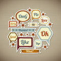 Expression Icons Royalty Free Stock Image - 31476706