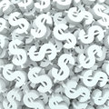 Currency Money Background Dollar Signs Finance Stock Photography - 31478252