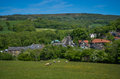 Grosmont Town And Railway Station Stock Photos - 31479783