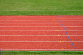 Running Track Stock Photography - 31484482