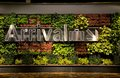 Arrival Sign And Flowers At Singapore Changi Airport Royalty Free Stock Photos - 31494428