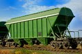 Hopper Wagon Stock Images - 31496754