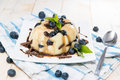 Fruity Pudding Royalty Free Stock Images - 31503919