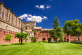 Ruins Of An Old Monastery In Tuscany Royalty Free Stock Image - 31512026