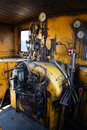 Engine Room Of Steam Locomotive Royalty Free Stock Photography - 31517427