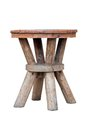 Old Wooden Stool Stock Images - 31518534
