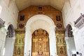 Magnificent Golden Church Interior Royalty Free Stock Photo - 31519735