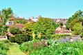Gardens In The Town Of Lewes Stock Images - 31520114