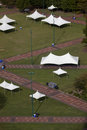 Tents In Park Stock Photos - 31544193