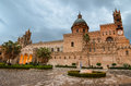 The Cathedral Of Palermo, Sicily Royalty Free Stock Photo - 31580895