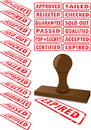 Rubberstamp Collection Stock Photo - 31587740