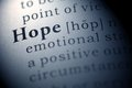 Hope Royalty Free Stock Photography - 31592537