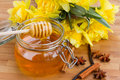 Floral Honey  Stock Image - 31623421