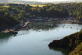 Fishguard Bay And Harbour Royalty Free Stock Photography - 31635807