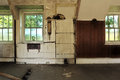 Wall In An Abandoned Derelict Building Stock Photography - 31661802