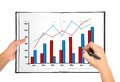 Hand Drawing Chart Stock Photos - 31662803