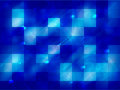 Abstract Neon Blue Background With Squares Stock Images - 31688334