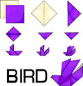 Origami Bird Royalty Free Stock Images - 31697489