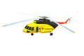 Helicopter Royalty Free Stock Image - 31699426