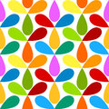 Colorful Windmills Seamless Pattern Royalty Free Stock Photography - 31707537