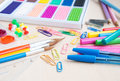 School Supplies Stock Photos - 31709733