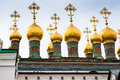 Domes Of The Church Royalty Free Stock Photo - 31714635