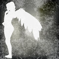 White Angel Royalty Free Stock Images - 31743229
