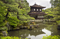 Ginkakuji Temple (Silver Pavilion), Kyoto Royalty Free Stock Images - 31766969