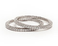 Diamond Bracelet Royalty Free Stock Photo - 31777925