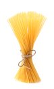 Close Up Of Spaghetti Isolated Royalty Free Stock Photo - 31799385