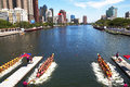 Dragon Boat Races Royalty Free Stock Photos - 31803568