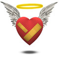 Good But Wounded Heart Stock Photography - 31803752