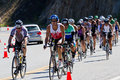 Coeur D  Alene Ironman Cycling Event Stock Photography - 31812062