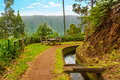 Along The Levada, Madeira Royalty Free Stock Images - 31818579